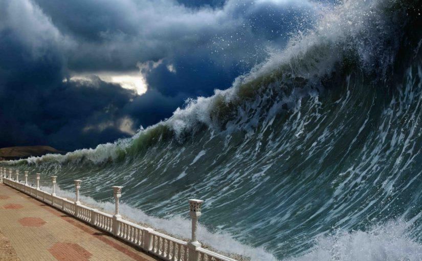 Правила строительства в районах с угрозой цунами могут быть актуальны и для Новороссийска