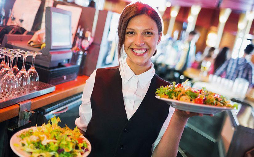 В Новороссийске официанты нужны в рестораны и в крематорий