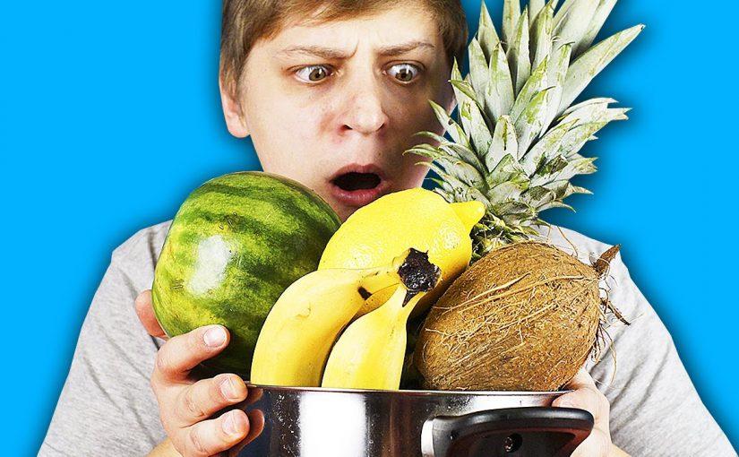 В Новороссийске задержан супер-любитель фруктов