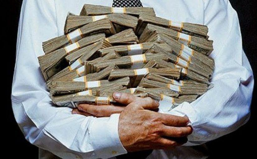Новороссийцам немцы дали денег