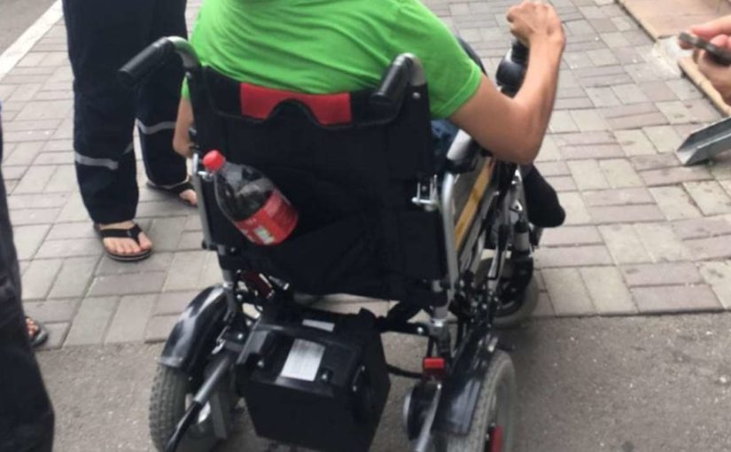 Где найти деньги на скорую техническую помощь колясочникам Новороссийска