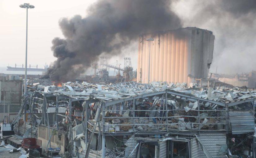 Возможно ли в порту Новороссийска повторение бейрутского взрыва?