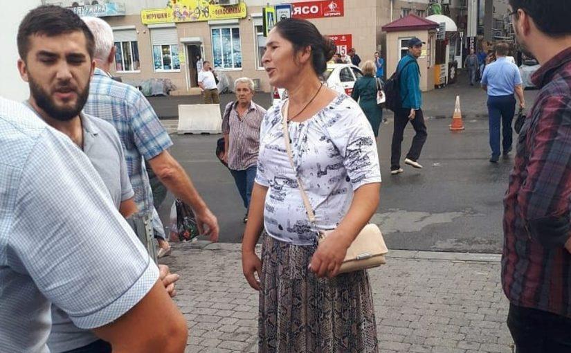 Чтобы победить незаконную торговлю представителей цыганской национальности, власти Новороссийска обращаются в Минюст