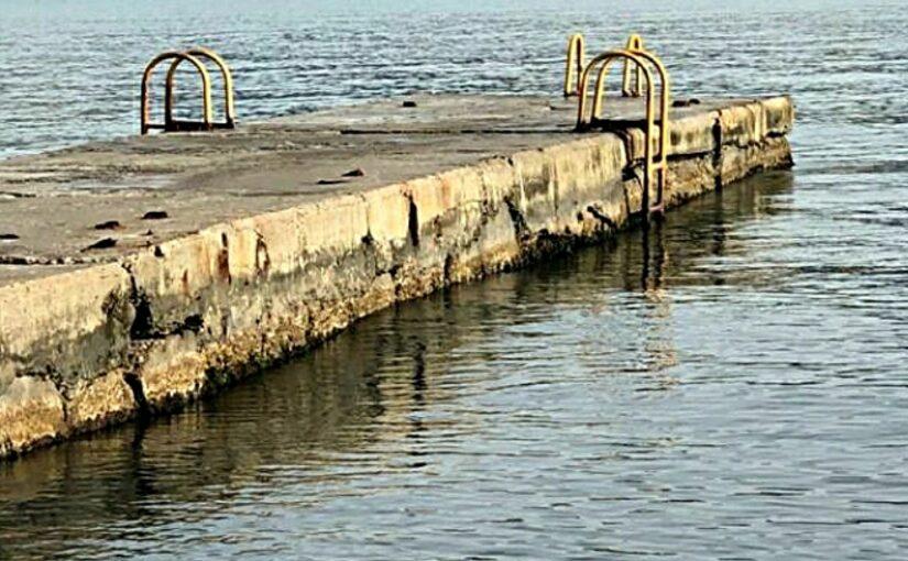 В Новороссийске отремонтируют пирс на центральном пляже