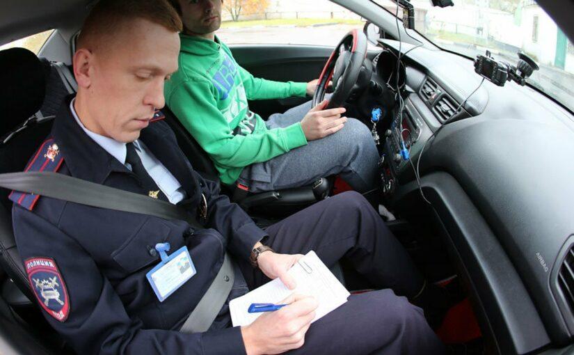 Новороссиец не смог сдать экзамен после автошколы и изготовил фальшивые права