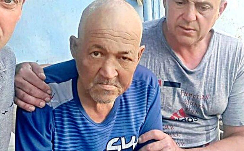 Бездомного мужчину, три дня лежавшего на улице Новороссийска,  спасли неравнодушные