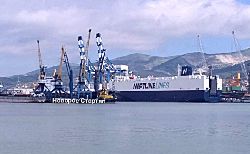 В Новороссийске хотят запустить портовый флот без людей на борту