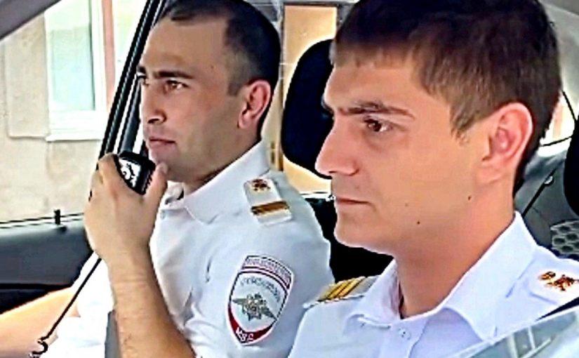 Полицейские Новороссийска помогли будущей маме вовремя добраться в роддом