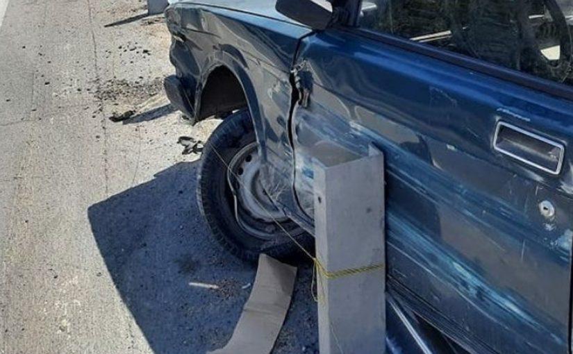 В Новороссийске водитель за рулем потерял сознание и умер — на трассе затор