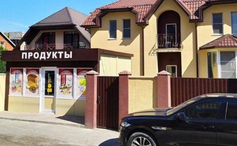 В Новороссийске владелец снес свой магазин