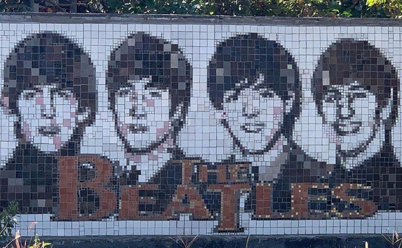 Станет ли изображение группы «Битлз» на новороссийском заборе примером для уличных художников?