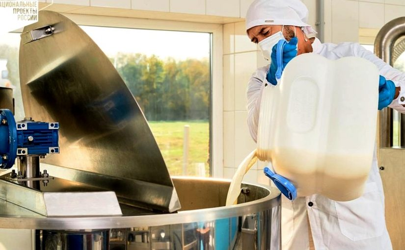 На экоферме в Новороссийске будут выпускать айран и йогурт от собственных коров и коз